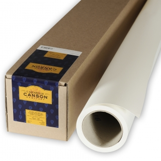 Бумага для акварели Canson Heritage 300г/кв.м (хлопок) 1,52*4,57м Фин в рулоне