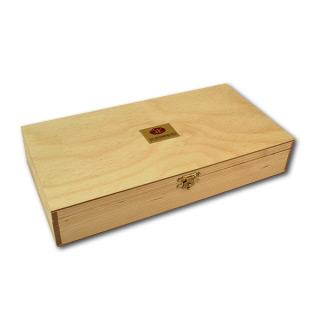 Набор масляных красок «Мастер-Класс» НЕВСКАЯ ПАЛИТРА в деревянном пенале, 12 цветов по 18 мл
