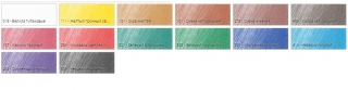 Художественный набор масляных красок Classico Maimeri, 20 предметов: краски 14 цв., разбавитель, кисти, аксессуары