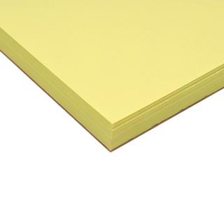 Блокнот для зарисовок FABRIANO Colours тонированная бумага 80 г/м2, желтый, 100 л