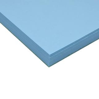 Блокнот для зарисовок FABRIANO Colours тонированная бумага 80 г/м2, селеста, 100 л