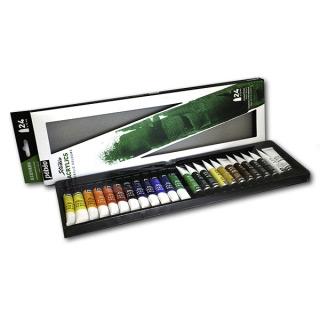 Набор акриловых красок Studio Acrylics PEBEO, 24 цв. по 12 мл