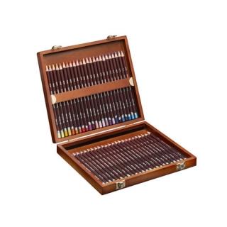 Набор цветных карандашей Derwent Coloursoft, 48 цветов