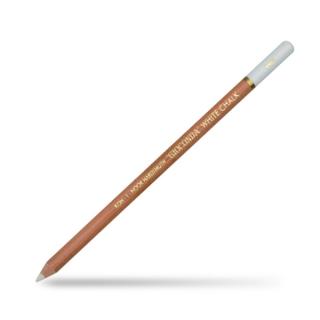 Белый меловой карандаш Gioconda KOH-I-NOOR для рисования