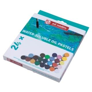 Набор водорастворимой масляной пастели Art Creation Royal Talens 24 цвета
