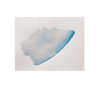 Бумага для акварели CLAIREFONTAINE Fontаine, необработанный край, торшон, 535 г/м2, 56*76 см, 10 листов