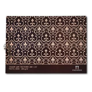 Альбом для пастелей «Слоновая кость» серия Palazzo Modern Лилия Холдинг, 280 г/кв.м, А3, 20 л