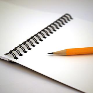 Блокнот для графики Лилия Холдинг, плотность 180 г/кв.м, формат А5, 20 листов