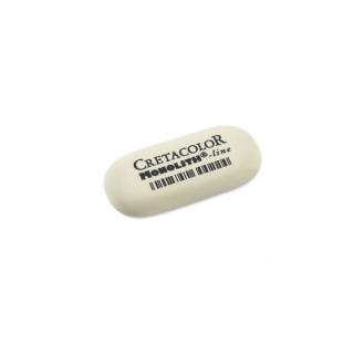 Ластик каучуковый Cretacolor Monolith, для пастели, угля, графита