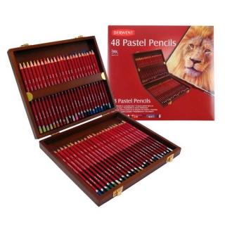 Набор пастельных карандашей Derwent Pastel Pencils, 48 цветов