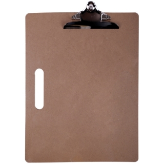 Планшет клипборд для бумаги Сонет Невская Палитра, с ручкой и зажимом, 40x60 см