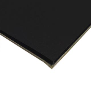 Бумага чёрная REEVES для рисования и декора, 120г/м2, формат A3, склейка 20 листов