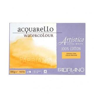 Склейка для акварели Artistico Fabriano 30,5х45,5см, 300г, 20л, холодн. прессования