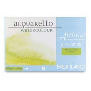 Склейка для акварели Fabriano Artistico 30,5х45,5см., 300 г, 20л. крупное зерно