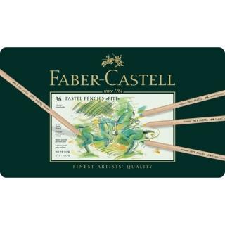 Набор пастельных карандашей Pitt Pastel Faber-Castell, 36 цветов