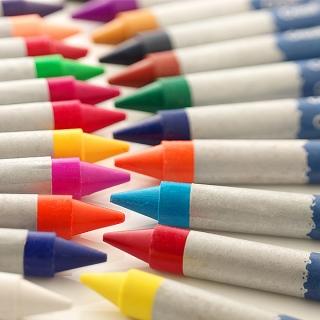 Набор художественной пастели Creall Waxy Havo, восковая,144 шт (12 цветов х 12шт)