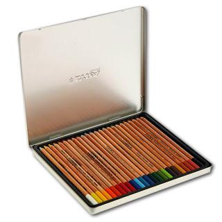 Набор профессиональных цветных карандашей Rembrandt Polycolor LYRA, 24 цвета