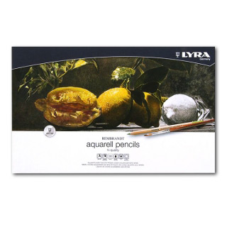 Набор акварельных карандашей Rembrandt Aquarell LYRA, 36 цветов