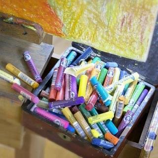Пастель масляная Royal Talens Van Gogh, 6 шт/упаковка