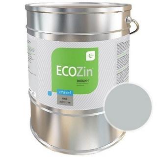 Цинконаполненная эмаль ECOZin-A (55 Zn) Certa, серая, 0.8 кг