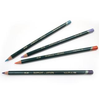 Набор цветных карандашей Derwent Artists 24 цвета, металлический пенал