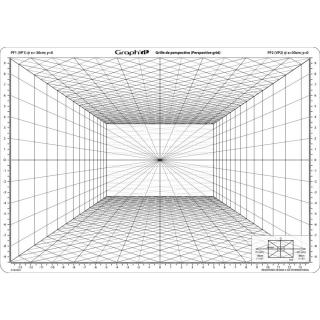 Перспектива Graph-It C 21*29,7см