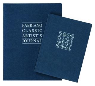 Блокнот для зарисовок Fabriano ArtistS Journal 90г/м.кв 16*21см мелкозернистая 192л