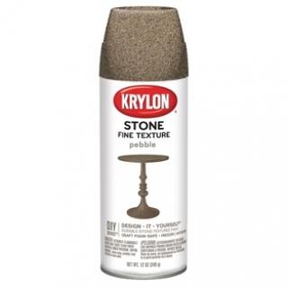 KRYLON Natural Stone Textured Finish - Краска с эффектом натурального камня