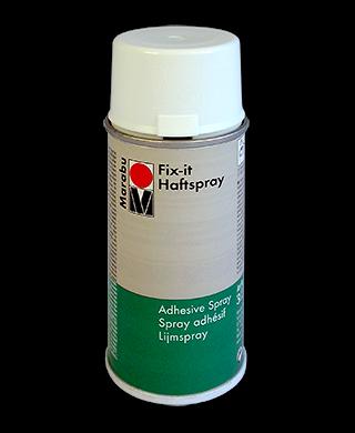 Аэрозольный клей для временной фиксации Marabu-Fix it