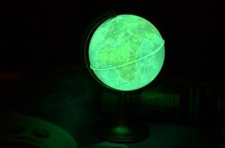 Аэрозольная краска светящаяся DECORIX 520 мл