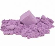 """Кинетический пластилин Лепа """"Zephyr"""" фиолетовый 0,3 кг (Дой-пак)"""