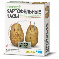 Набор 4М - Картофельные часы
