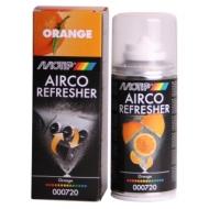 """Очиститель кондиционера Motip Black Line """"Апельсин"""", высокоэффективно очищает и освежает, 150 мл"""
