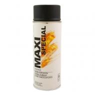 Эмаль-аэрозоль термостойкая MAXI COLOR  0,4л