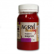 Декоративные акриловые краски Таир «Acryl hobby», матовые, 100мл