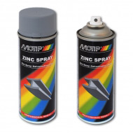 Антикоррозийный цинковый грунт для стали Zinc Spray MOTiP DUPLI, аэрозоль, 400 мл