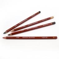 Набор цветных карандашей Derwent Drawing 6 цветов в металлическом пенале