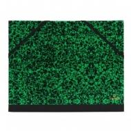Папка Canson Carton a Dessin Studio Canson 2 эластичные резинки размер 52*72см Цвет зеленый