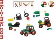 Конструктор MIC-O-MIC: Трактор