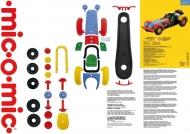 Конструктор MIC-O-MIC: Автомобиль спортивный