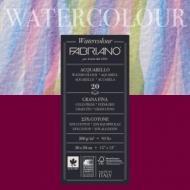 Блок для акварели Fabriano Watercolour Studio 200г/кв.м (25%хлопок) 30x30см Фин 20л склейка по 4 сторонам
