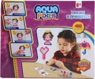 """Мозаика Aqua Pixels """"Сказка о принцессе"""" 1TOY, 480 деталей"""