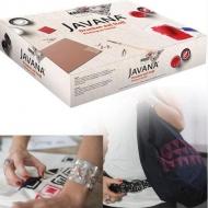 Набор «Печатаем на ткани» Javana C.KREUL для создания штампов и изображений на ткани