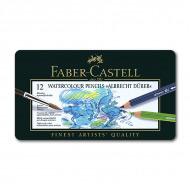 Акварельные карандаши FABER-CASTELL ALBRECHT DÜRER профессиональные 12 цв.