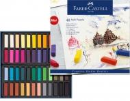 """Пастель Faber-Castell """"Soft pastels"""", 48 цв., мини"""