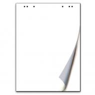 Блокнот для флипчарта Brauberg, 50 листов, без линовки, 67,5х98 см, 80 г/м2