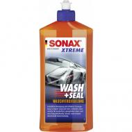Автошампунь-быстрый блеск 0,5л SONAX Xtreme