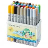 """Набор художественных маркеров с кистью Copic Ciao """"Manga Set"""", 36 цветов"""