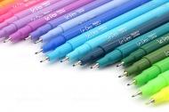 Цветные капиллярные ручки-линеры Le Pen Marvy 0,3 мм