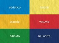 Блок пастельной бумаги Fabriano Tiziano «Яркие цвета», 160 г/м2, 24х33см, 12 листов – 6 цветов